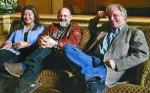 Rounder's Ken Irwin, Ben Nowlin & Marian Leighton-Levy