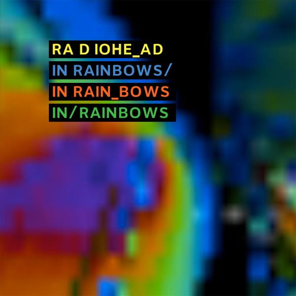 Gallery For > Radiohead In Rainbows Album Artwork