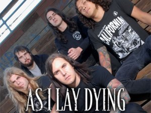 As I Lay Dying, currently signed to Metal Blade